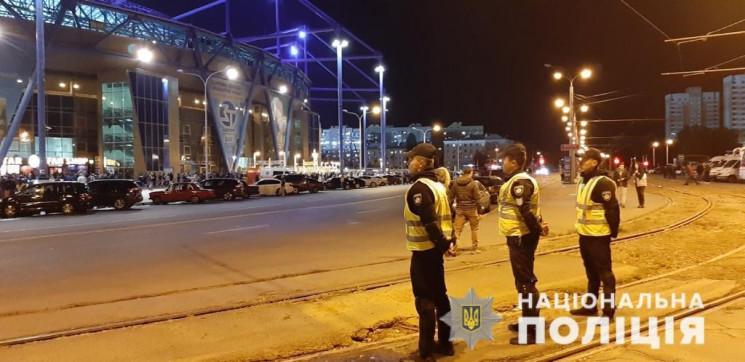 В Харькове матч Лиги Европы будут охраня…