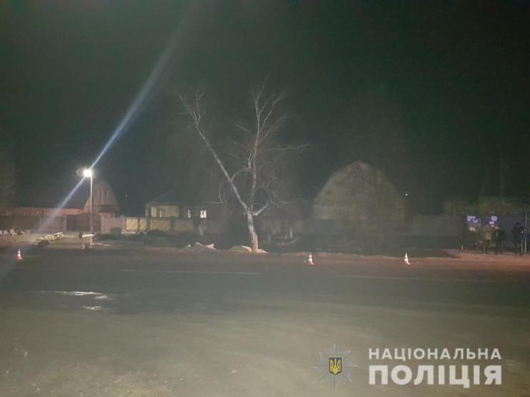 На Харьковщине разыскивают водителя, кот…
