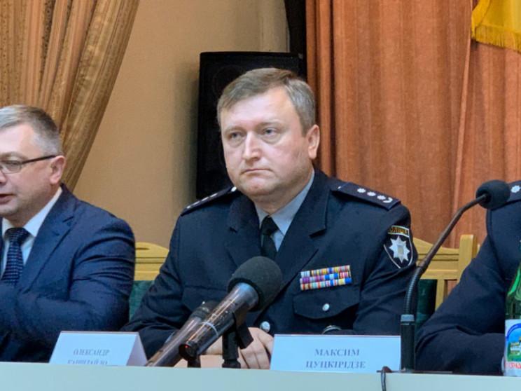 Руководитель полиции Закарпатья уволен,…