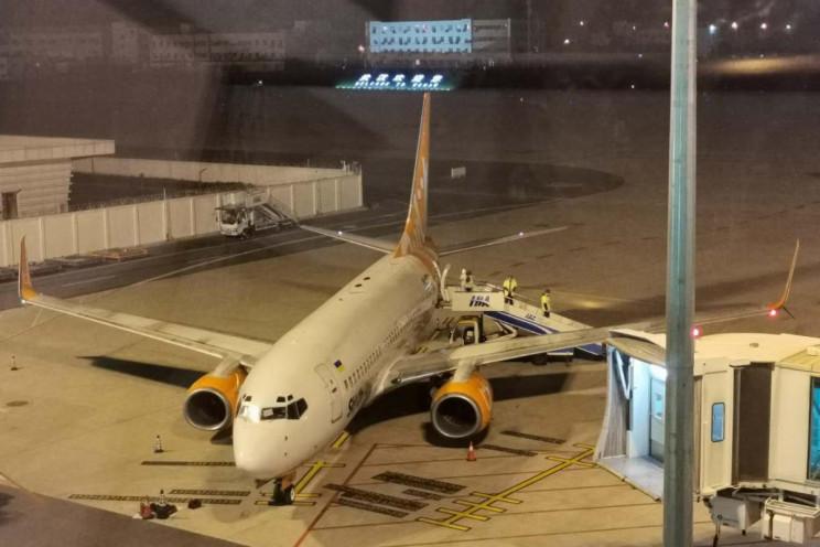 Евакуація з Уханя: Літак із українцями п…