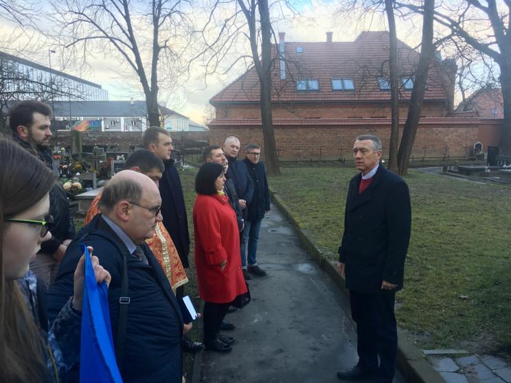 У Кракові вшанували пам'ять Небесної Сот…