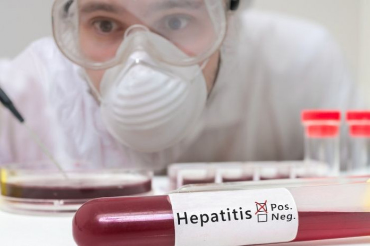 Вспышка гепатита на Харьковщине: В школе…