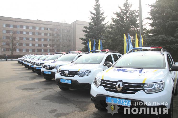 На Харківщині поліцейські громади отрима…