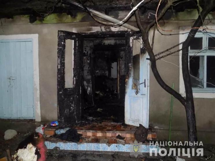 В Белгород-Днестровском на пожаре погиб…