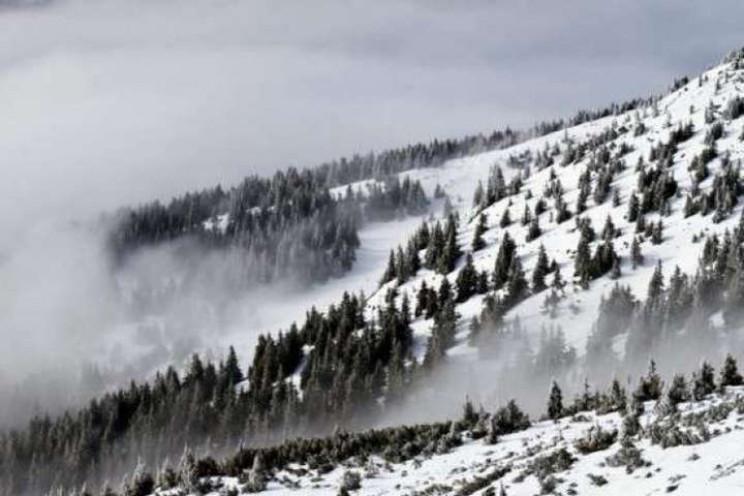 У горах Прикарпаття очiкується значна сн…