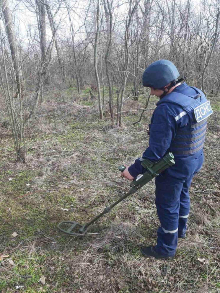 На Кропивнитчине искатели металла нашли…