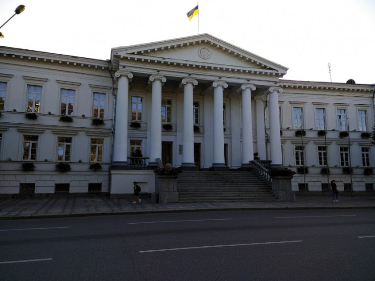Очередная сессия Полтавского горсовета с…