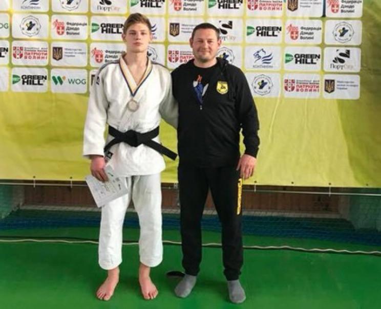 Ужгородец стал чемпионом Украины по дзюд…