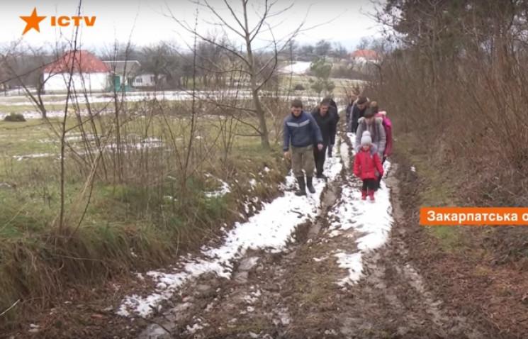 Ех, дороги: Жителі села на Іршавщині від…