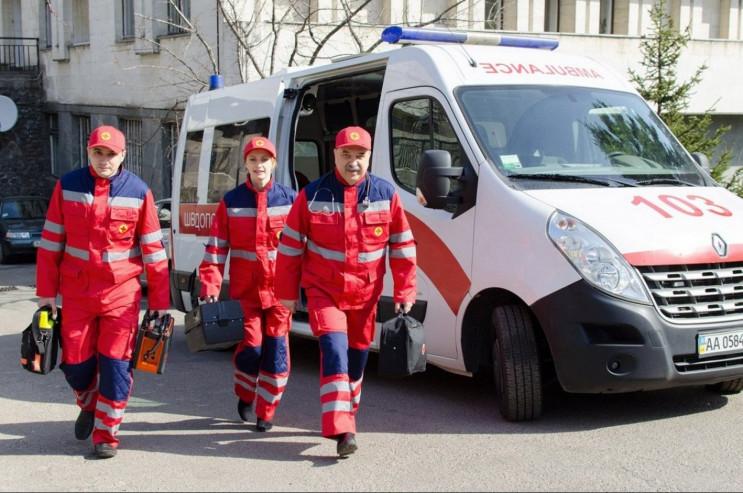 На Тростяні врятували лижницю зі Львова…
