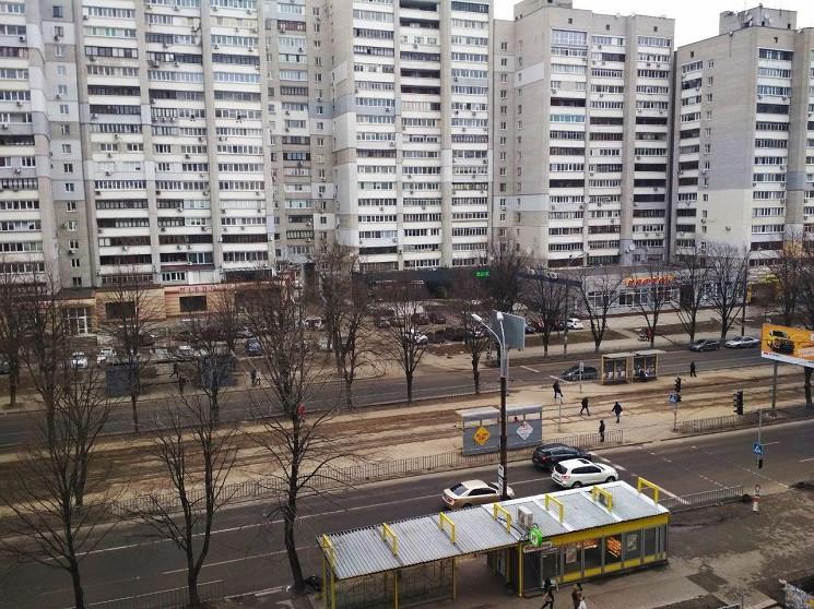 Как выглядела улица Рабочая в Днепре без…