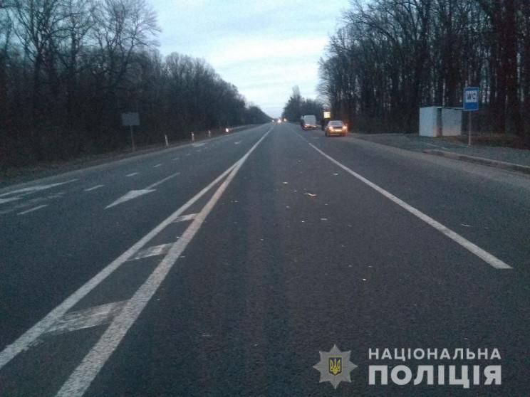 Жителька Черкащини загинула під колесами…