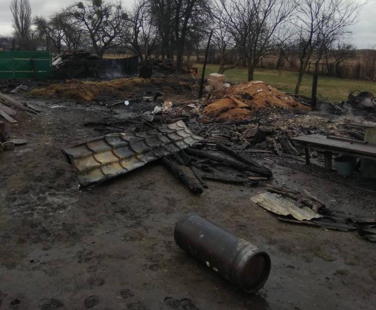 Біля Радехова загасили пожежу (ФОТО)…