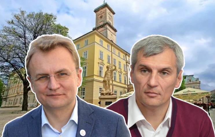 Місцеві вибори у Львові: Хитрий план Сад…