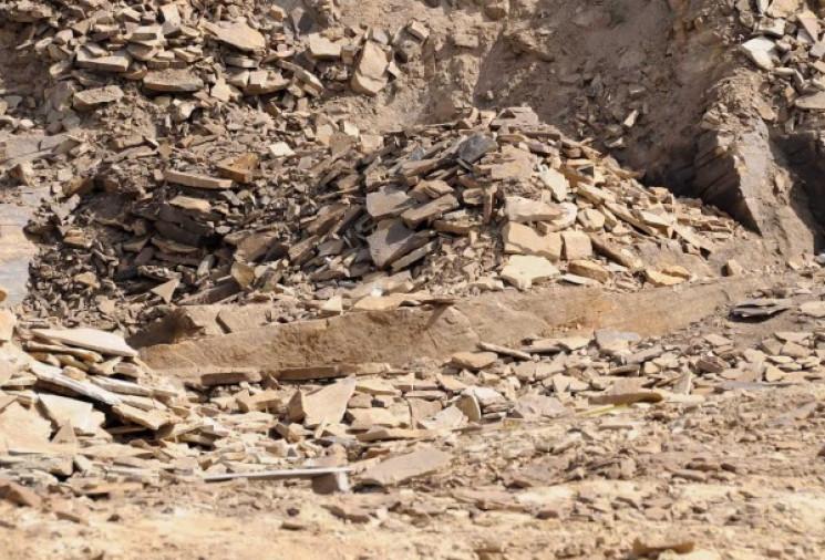 Незаконних видобувачів каменю піймали на…