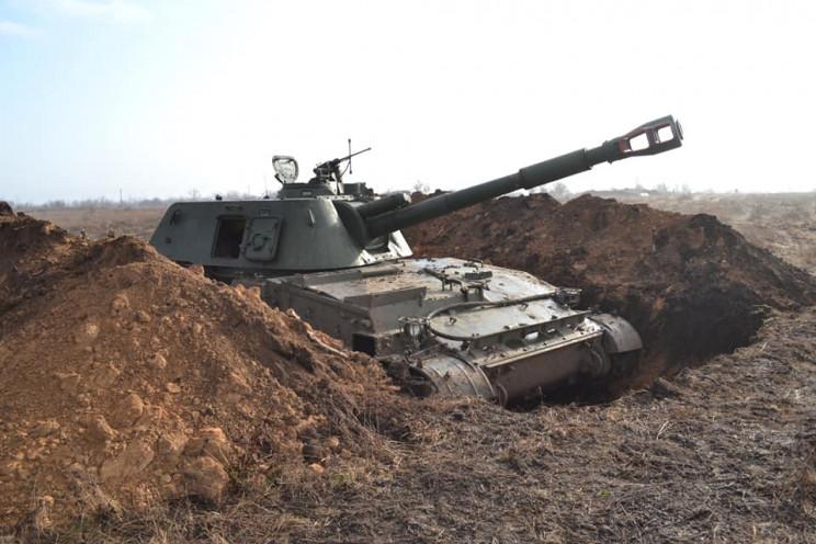 Криворізькі артилеристи готувалися до зн…