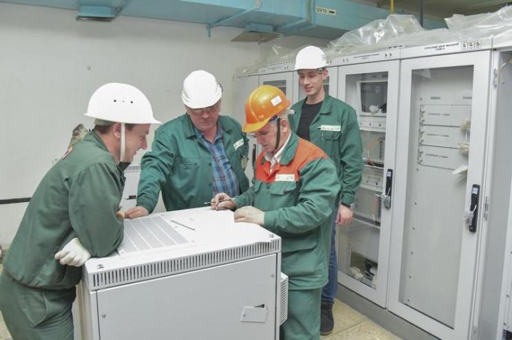 На енергоблоці Запорізької АЕС встановлю…