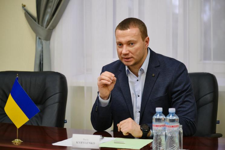 На Донеччині керівник ОВЦА Кириленко зар…