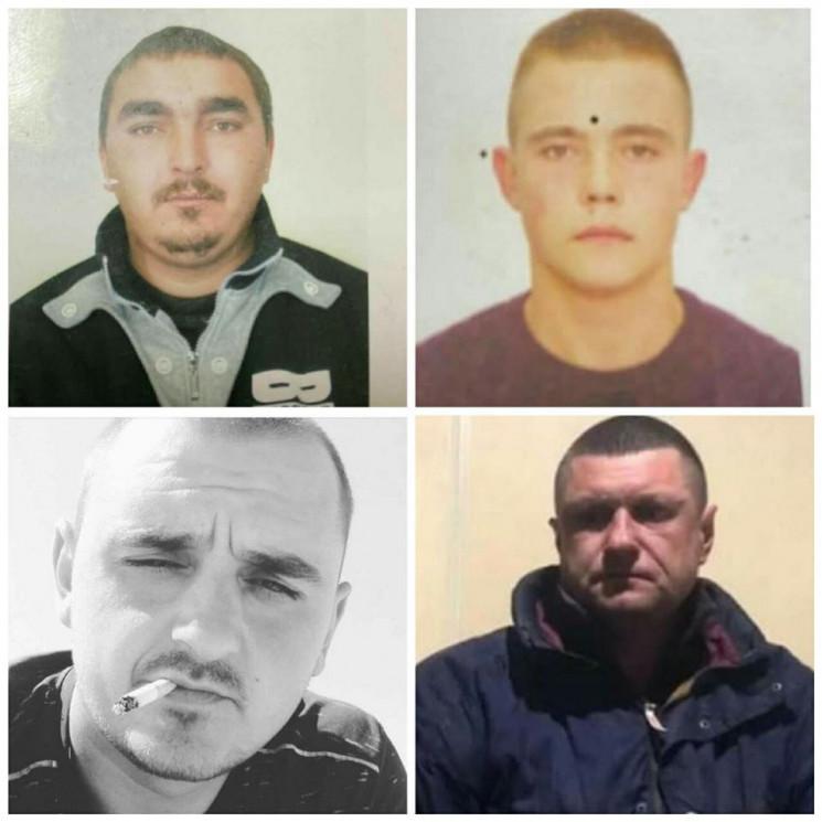 Затриманих російськими прикордонниками з…