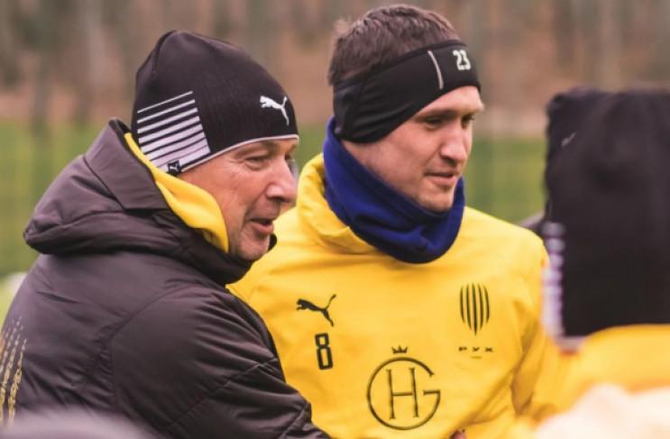 Відомий український футболіст несподіван…