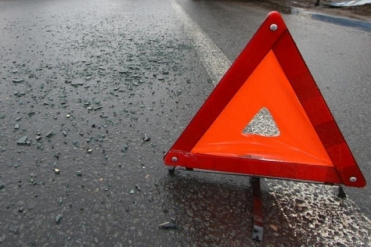 У Тернополі водій збив пішохода і втік…