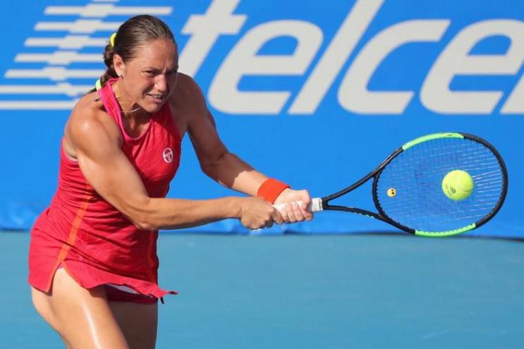 Звездная украинская теннисистка проиграл…