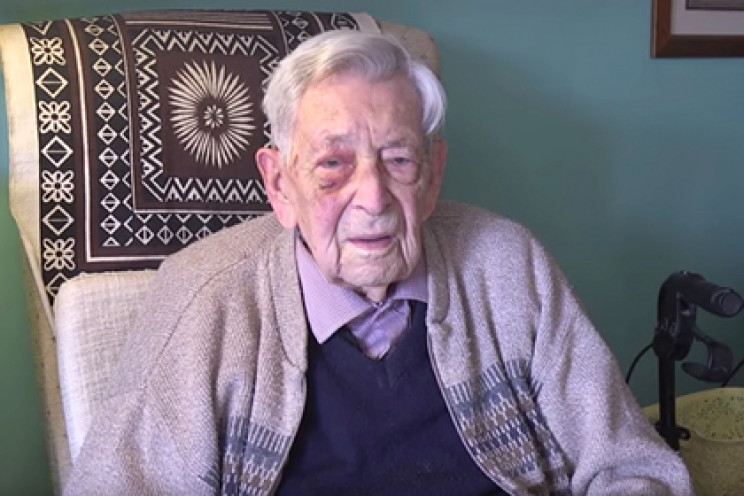 Найстарішим чоловіком в світі став 111-р…