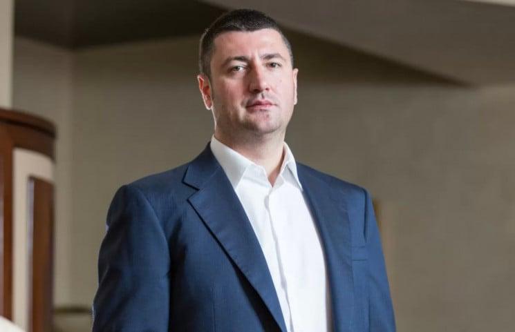Oleg Bakhmatyuk's companies paid UAH 7.7…