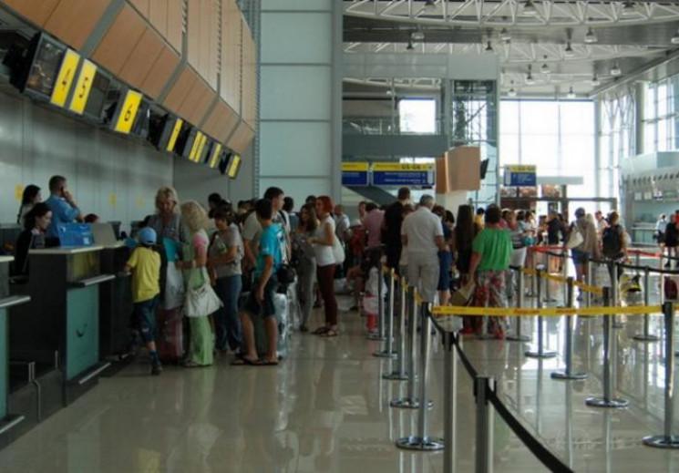 В харьковском аэропорту усилили меры без…