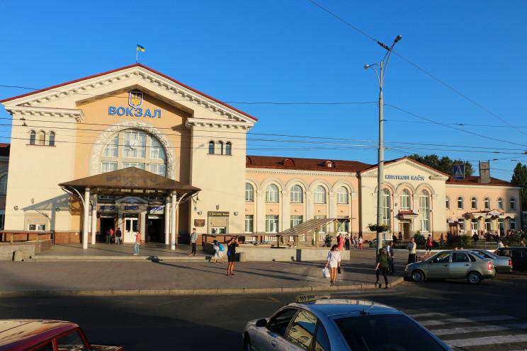 На Вінниччині на трьох залізничних вокза…