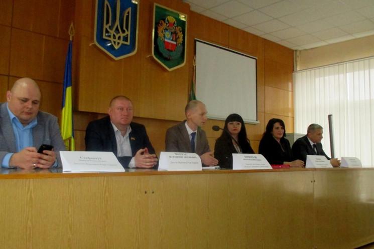 Активу Городоччини представили нову очіл…