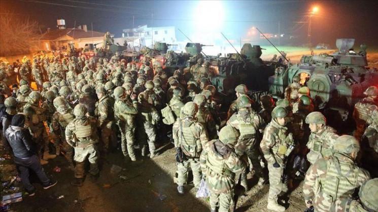 Війська Асада вдарили по турецьких війсь…