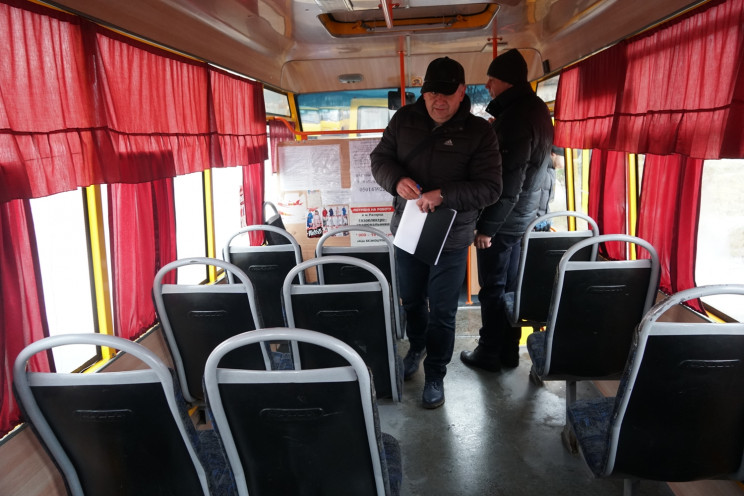 В Ужгороде визуально проверили городские…