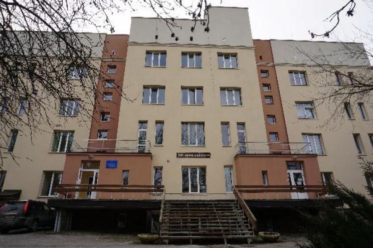 Инфекционное отделение Тернопольской гор…