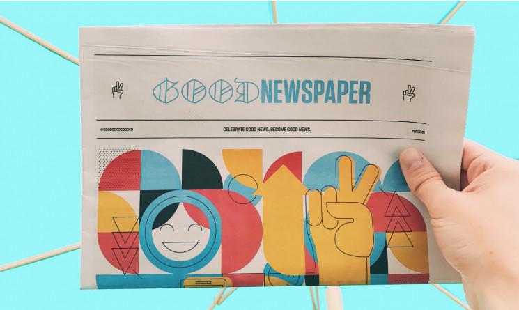 50 позитивних новин і мотивуючих історій…