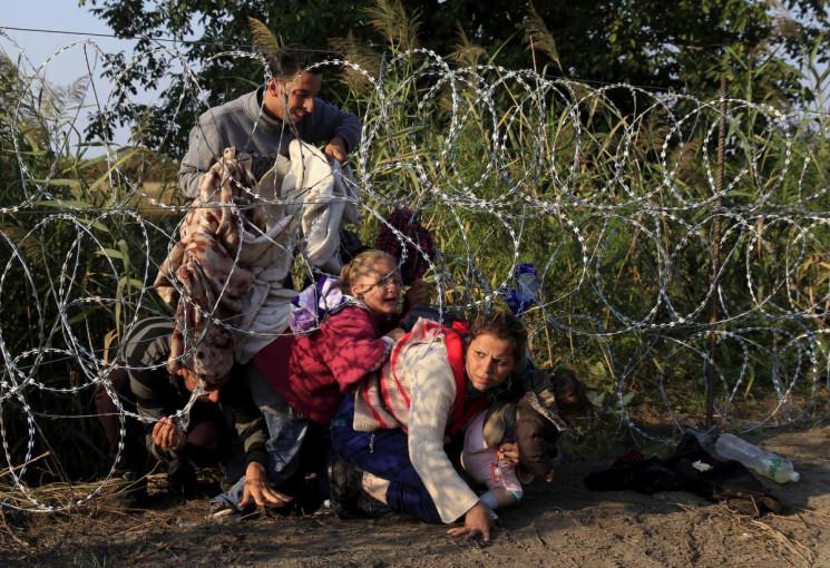 Турция открывает границу: Беженцы из Сир…