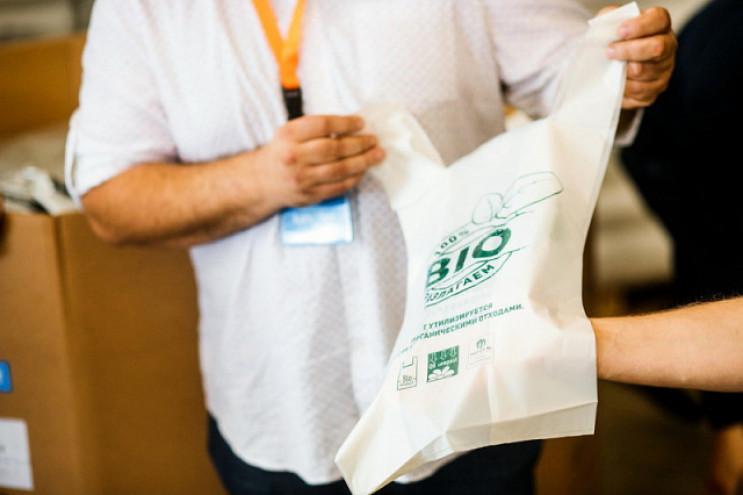 Бій пластику: В Україні створили пакети,…