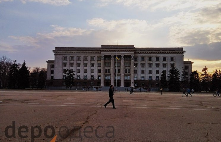 С повестки сессии Одесского облсовета уб…