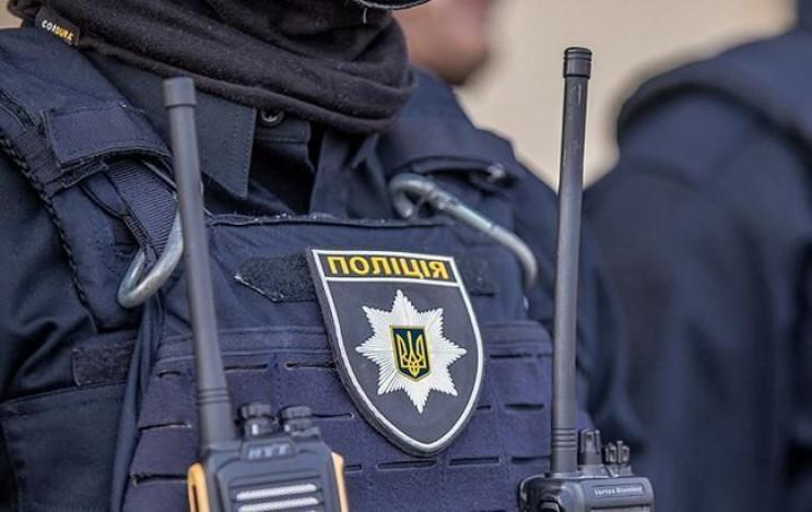 Тернопольские полицейские-спецназовцы об…