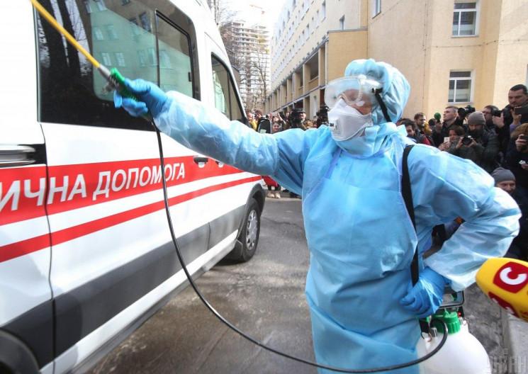 Коронавирус уже в Украине: Что дальше…
