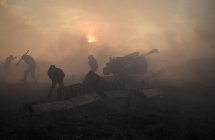 Смертельні бої на Донбасі: Бойовики знов…