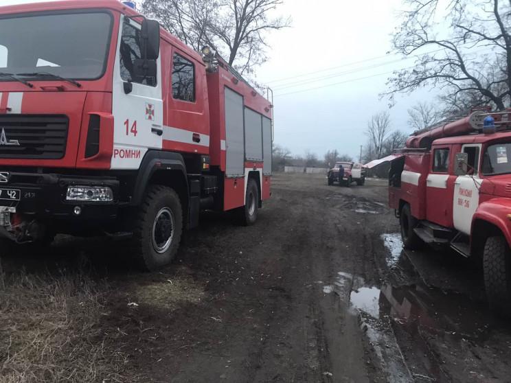 На Сумщині рятувальники витягнули 89-річ…