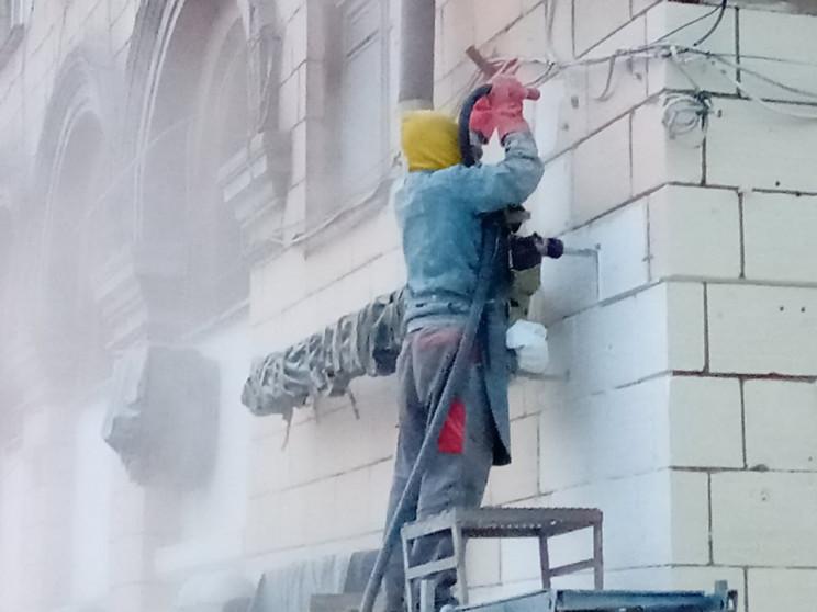 Порятунок історичного будинку в Запоріжж…