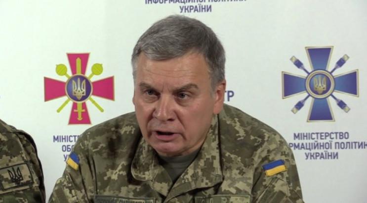 Рада призначила Тарана міністром оборони…