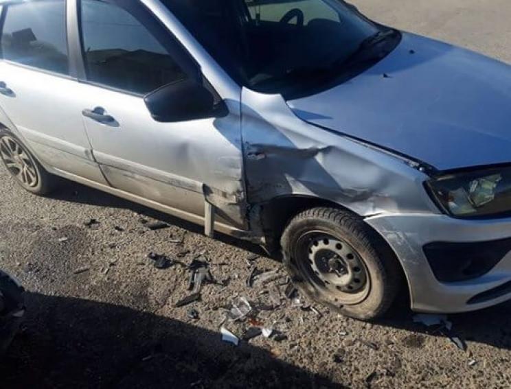 На Кубані таксі потрапило в ДТП, постраж…