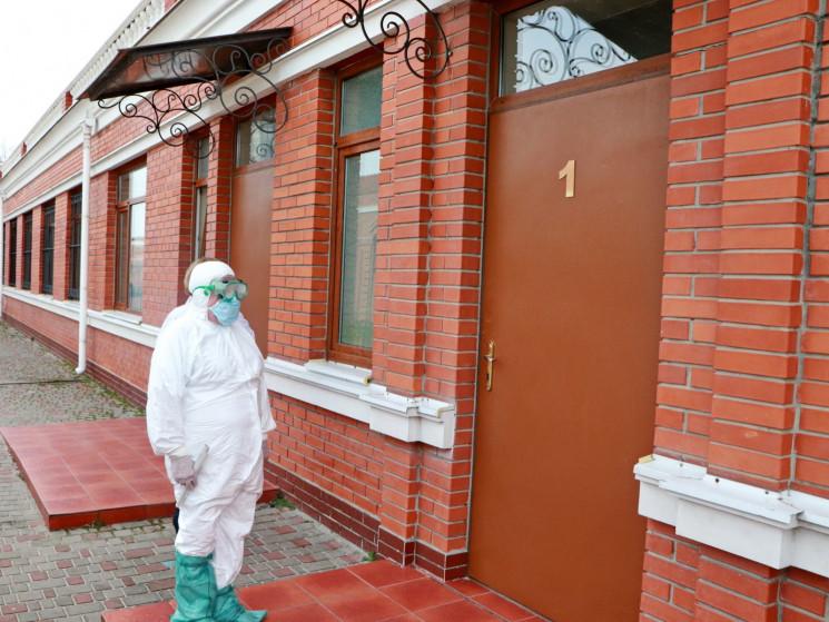 Одеська мерія показала бокси для хворих…