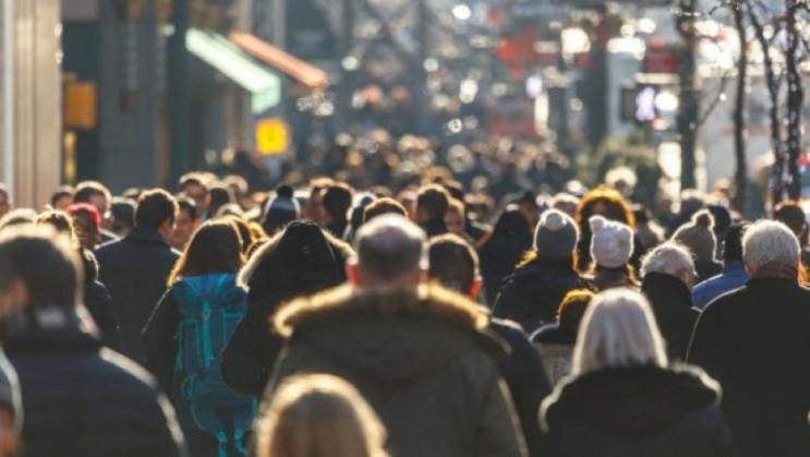 На Прикарпатті кількість населення протя…