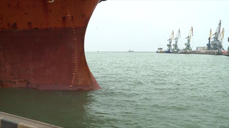 У Бердянському порту посилюють санітарни…