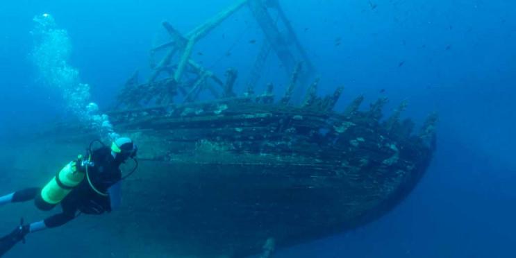 Дослідники знайшли корабель, який зник у…