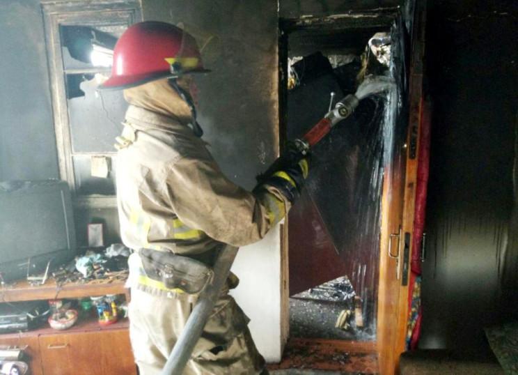 В Раздельнянском районе произошел пожар…